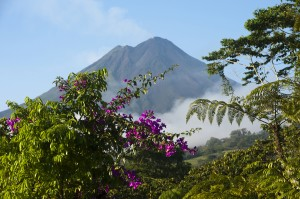 Arenal costa rica motorcycle adventure